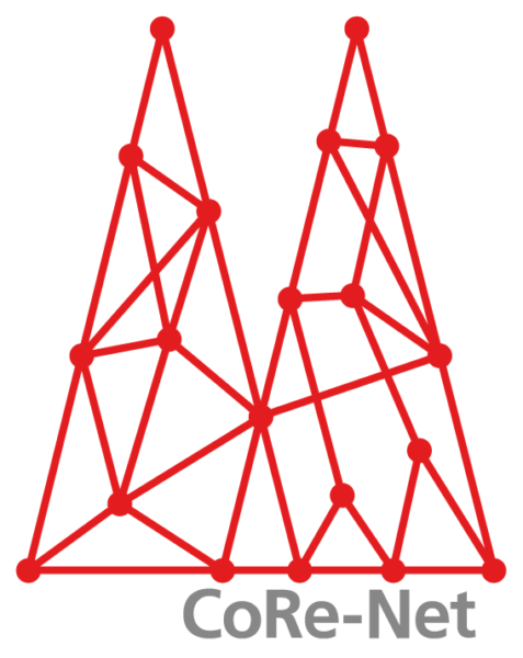 Logo CoRe-Net